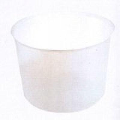 Kunststoffeinsatz für 5 Liter Sauna Aufgusskübel.
