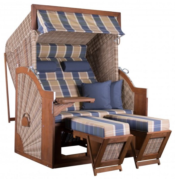 PURE Comfort XL Strandkorb Dessin 428