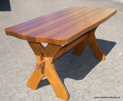 Tisch Mod Steigerwald Eiche Massiv Lange 2 20m Gartenmobel Aus